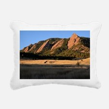 Flatiron Rectangular Canvas Pillow