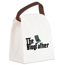 The Blogfather Canvas Lunch Bag