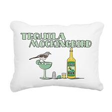 Tequila Mockingbird Rectangular Canvas Pillow