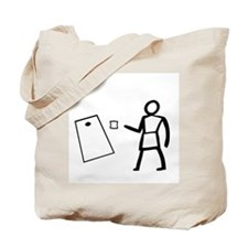 Hieroglyphic Writing Tote Bag