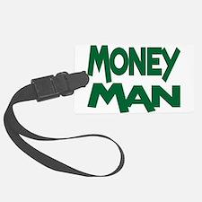 Money Man Luggage Tag