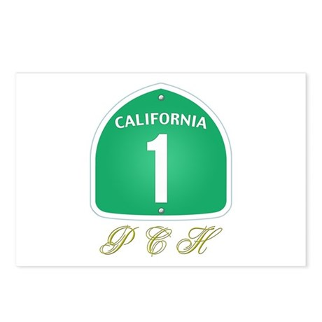 PCH-1 Postcards (Package of 8)