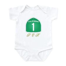 PCH-1 Infant Creeper