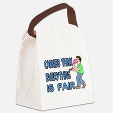 Carnies Think Canvas Lunch Bag