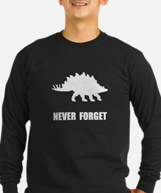 Never Forget Dinosaur T