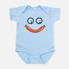 Oi Oi Saveloy ! Infant Bodysuit