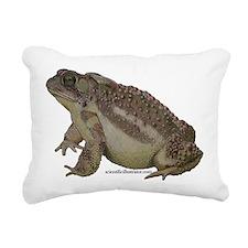 Toad Rectangular Canvas Pillow