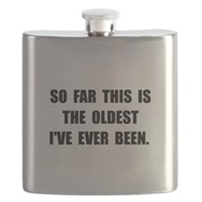 Oldest Ever Been Flask