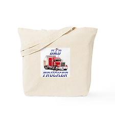 trucker kids Tote Bag
