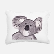 Unique Koala Rectangular Canvas Pillow