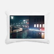 Frankfurt 57 Rectangular Canvas Pillow