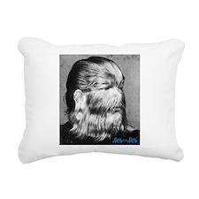 Jo-Jo Rectangular Canvas Pillow