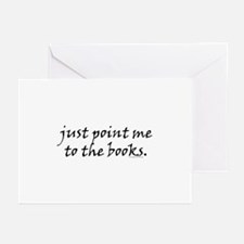 just point me Greeting Cards (Pk of 10)