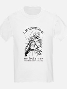 Sacred Harvest Festival 2012 T-Shirt