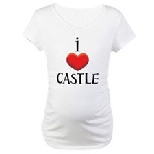 i love CASTLE.png Shirt