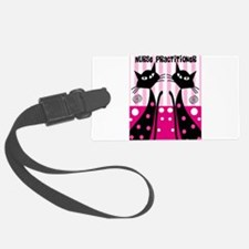 nurse practitioner ecases 3 smaller.PNG Luggage Tag