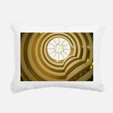 Guggenheim Rectangular Canvas Pillow