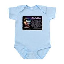 Heartbreak Guitar promo Infant Bodysuit