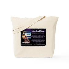 Heartbreak Guitar promo Tote Bag