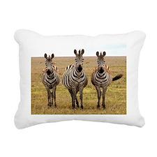 Africa Rectangular Canvas Pillow