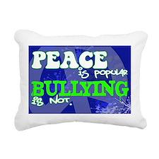 Cute Anti bullying Rectangular Canvas Pillow