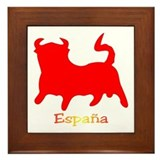 Espana Framed Tiles
