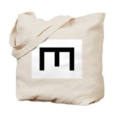 Engineer Symbol Tote Bag