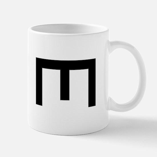 Engineer Symbol Mug