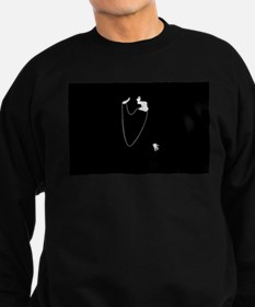Louise Brooks Sweatshirt (black)