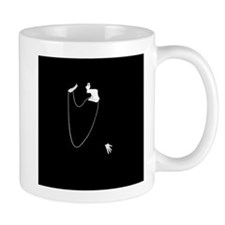 Louise Brooks 1920s flapper girl Small Mug
