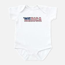 'Merica Infant Bodysuit