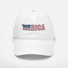 'Merica Baseball Baseball Cap