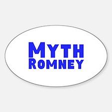 Myth Romney Decal