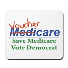 Medicare Will Become VoucherCare Mousepad