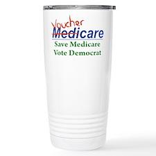 Medicare Will Become VoucherCare Travel Mug