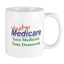 Medicare Will Become VoucherCare Mug