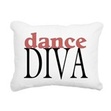 Tap dance Rectangle Canvas Pillows