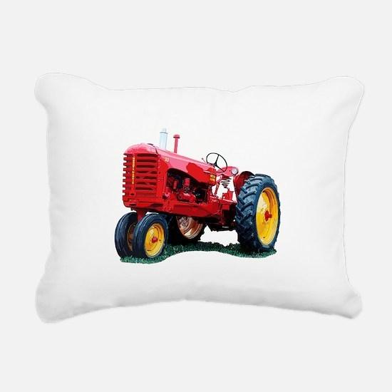 Funny Tractors Rectangular Canvas Pillow