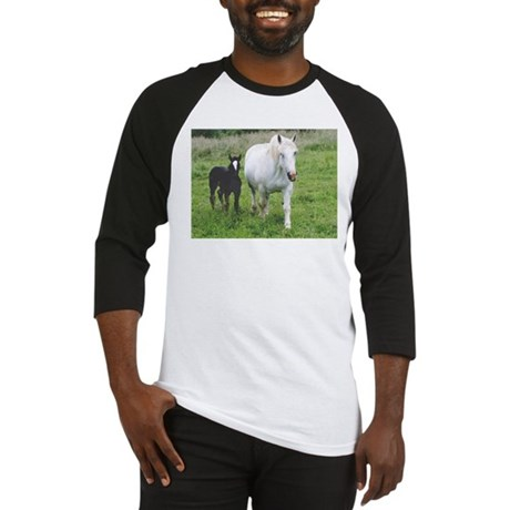 Colt and Horse Love Baseball Jersey