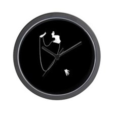 Louise Brooks 1920s Glamour Wall Clock