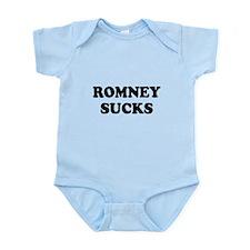 Romney Sucks Infant Bodysuit