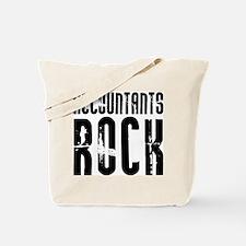 Accountants Rock Tote Bag