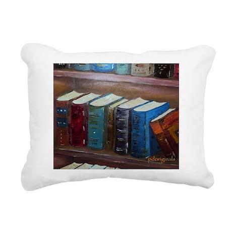 pdoriginals Rectangular Canvas Pillow