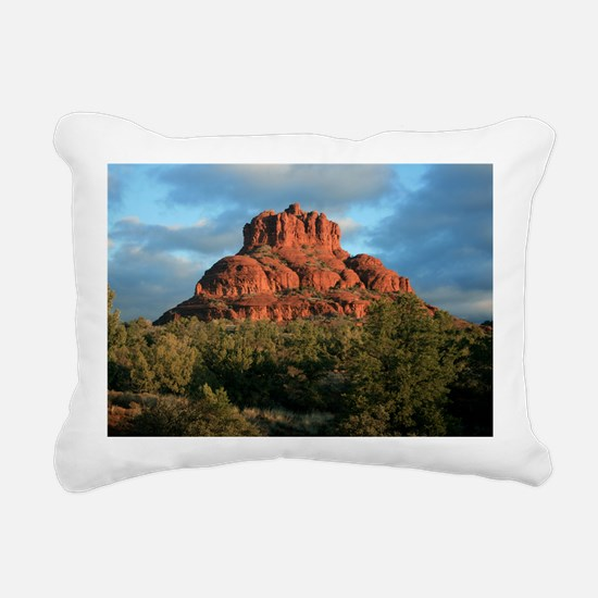 Cute Sedona Rectangular Canvas Pillow
