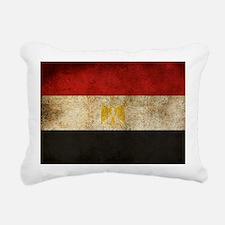 Egypt Rectangular Canvas Pillow