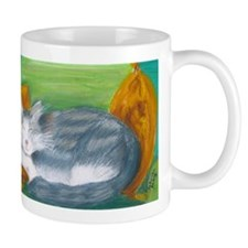 Cool Funky Cat Mug for cat lovers