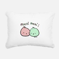 Mochi Mochi Rectangular Canvas Pillow