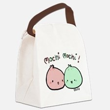 Mochi Mochi Canvas Lunch Bag