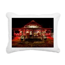 Corner Store (Chatham) Rectangular Canvas Pillow