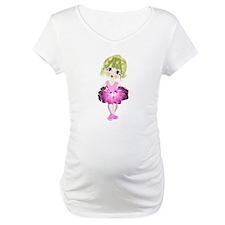 Ballerina in Pink Tutu art Shirt